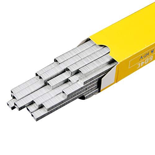 JUSTDOLIFE 10000PCS Recharges D Agrafes Simple La Norme Staples Mini Agrafes for Usine De Liage