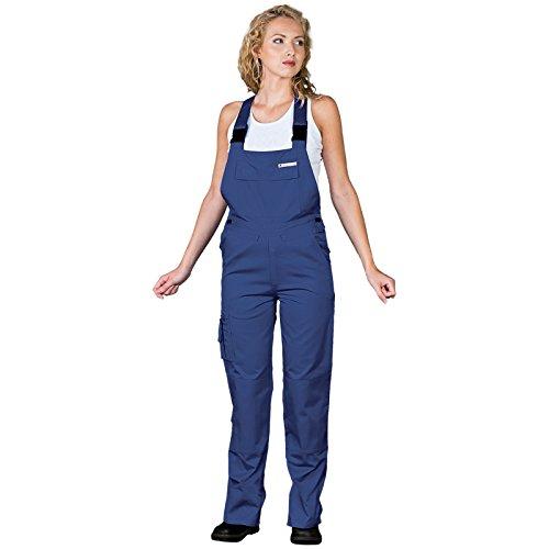 Leber&Hollman Damen Arbeitshose LH-WOMBISER 36-50 Latzhose Schutzhose Handwerker Montage BAU Gr��e 44