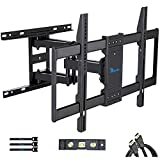 RENTLIV TV Mount Full Motion with Articulating Arms for 37-70 inch...