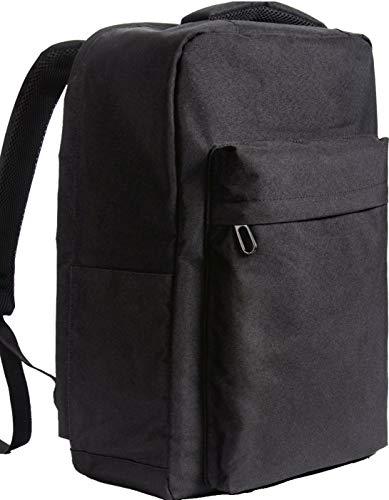 Mochila para ordenador portátil de 21 litros bolsa antirrobo impermeable Bookbag para hombres mujeres universidad viajes escuela trabajo