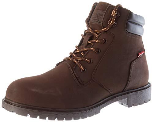 LEVIS FOOTWEAR AND ACCESORIAS Hodges 2.0, zapatillas para hombre, marrón, 41