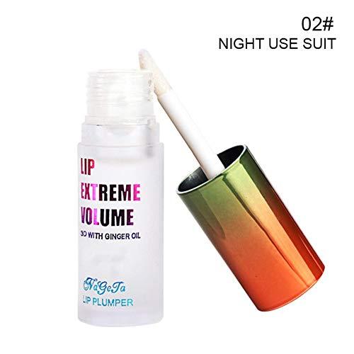 Lip Plumper Gloss Lip Balm Lip Hydrater L'essence De Soins Améliorer La Lèvre Pour Le Maquillage Des Femmes