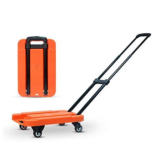 Carritos de compras Camiones de mano Trolley plegable Trolley de jardín al...