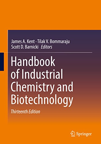 Handbook of Industrial Chemistry and Biotechnology (English Edition)