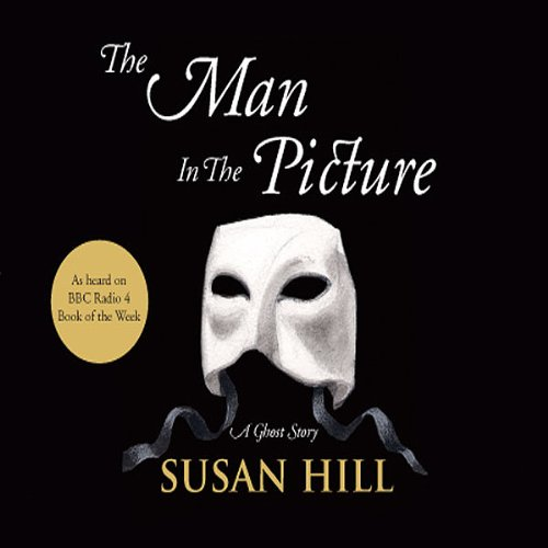 The Man in the Picture audiobook cover art