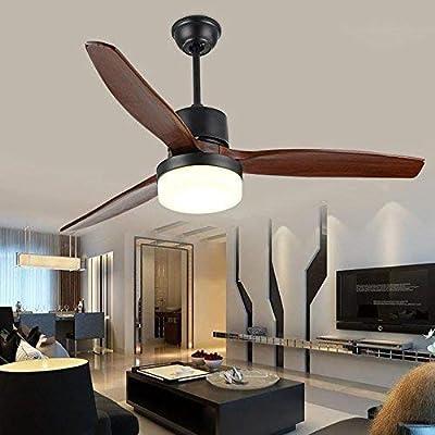 Araña de luces - Araña de ventilador de techo de personalidad ...