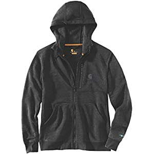 Carhartt Men's Force Relaxed Fit Midweight Full-Zip Sweatshirt