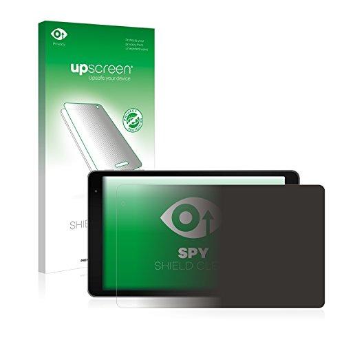 upscreen Anti-Spy Blickschutzfolie kompatibel mit Vodafone Tab Prime 6 Privacy Screen Sichtschutz Bildschirmschutz-Folie