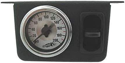 Air Lift 26161 200 PSI Single Needle Gauge Panel