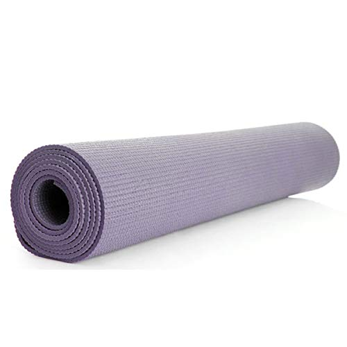 Tapete Para Yoga em Eva, Evamax, Cinza, 170x60 cm, 5 mm