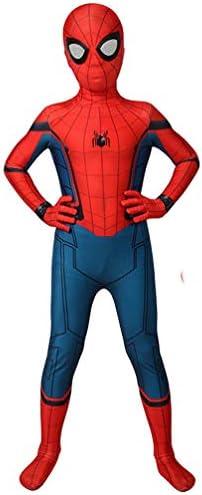 Kids Cosplay Bodysuit Superhero Costume For Boys Spandex Zentai Jumpsuit S product image