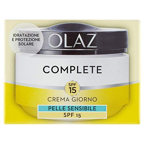 Olaz Vollständige Tagescreme für empfindliche Haut, 110 g