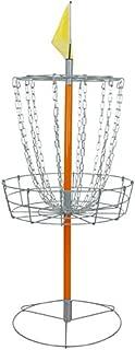 Driftsun Sports Portable Disc Golf Basket Goal, Lightweight Frisbee Target, Steel