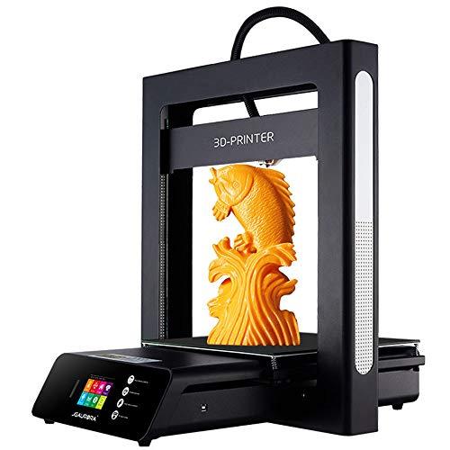jalal A5S 3D-Drucker Quasi-Industriequalität Hohe Präzision Große Größe D-Drucker Maker Home Business Education 3D-Druck Kinderspielzeug