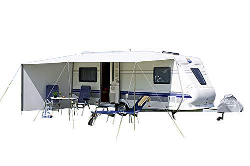 dwt Sonnendach Tour Plus Gr. 1-4 Kederlänge 600-900 cm Wohnwagen Sonnensegel Caravan Ultraleicht Sonnenschutz UV-Schutz Camping Windschutz, Größenauswahl:Gr. 1