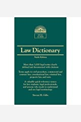 [(Law Dictionary )] [Author: Steven H. Gifis] [Oct-2010] Paperback