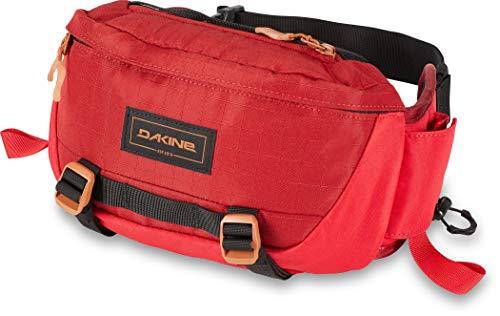 Dakine Hot Laps - Riñonera para Bicicleta (2 L), Color Rojo
