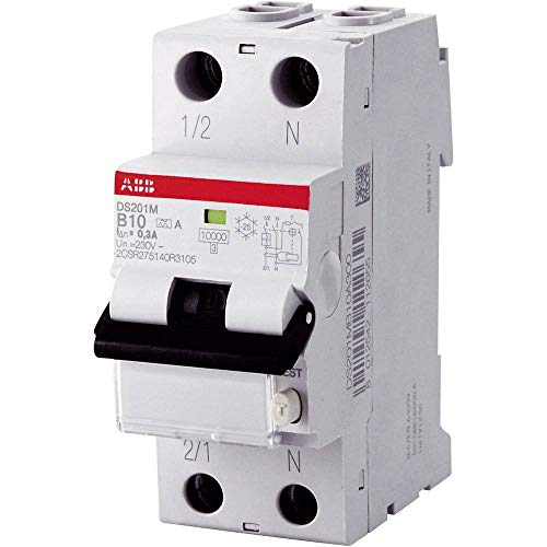 ABB RCD FI-SAFETY SWITCH ABB DS201 C16 A