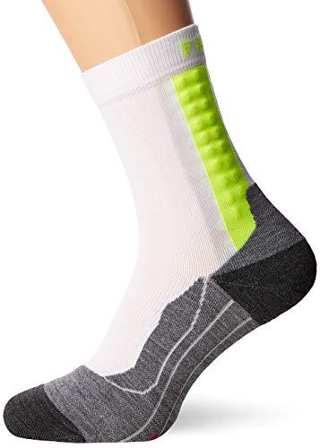 Falke Achilles Medisch hulpmiddel voor heren, sportsokken en achillespeesbandage in één. Verlicht pijn aan de achillespees tijdens het sporten.