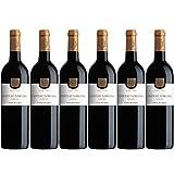 Maison Lorgeril Grande Cuvee. Vin rouge AOP Cabardes Caisse de 6 bouteilles (6x75cl)