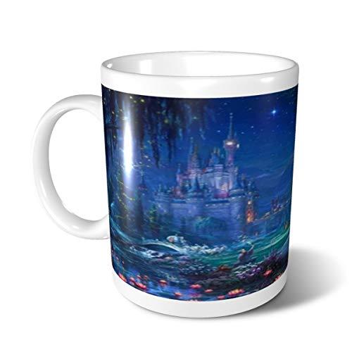 Cute Ceramic Mugs,Tea Cup,Funny Mugs,Personalized Coffee Mugs For Women Men-Cinderella In The Bird Dance By