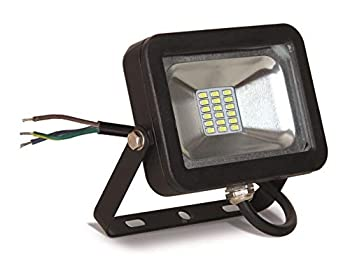 LLT LED COMPACT Floodlight SMD Outdoor Landscape Security Waterproof LED Flood lights 10W 5000K