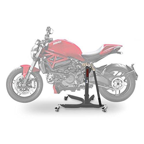 Bequille d'atelier Centrale ConStands Power Ducati Monster 1200 R 16-19 Gris
