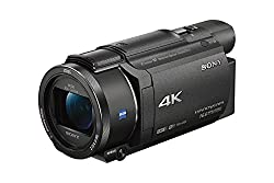 Sony FDR-AX53 best outdoor video camera for hunting