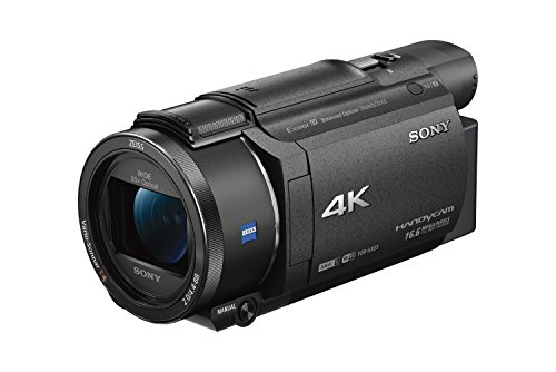 Sony FDRAX53/B 4K HD Video Recording...