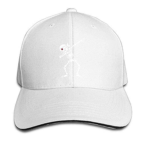 Baseball Caps Dab Skeleton Kamikaze...