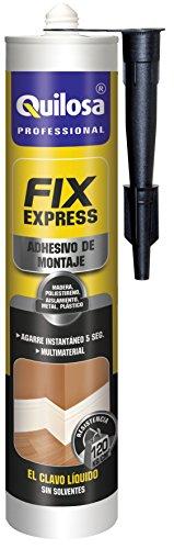 quilosa 18937 Adhesivo de Montaje Fix Express, 0, 375 gr