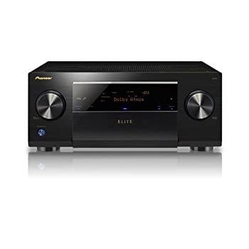 Pioneer Elite SC-91 7.2 Channel Networked Class D3 AV Receiver with Built-in Bluetooth Wi-Fi & Dolby Atmos