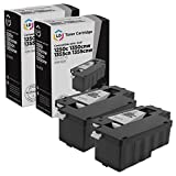 LD Compatible Toner Cartridge Replacement for Dell 331-0778 810WH High Yield (Black, 2-Pack)