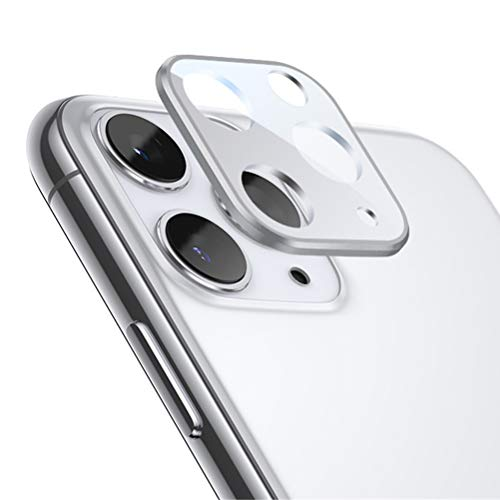 Camera kogelvrij glas beschermfolie voor Apple iPhone 11 Pro Max metaal hoge resolutie 9H hard glas anti-kras anti-stof displayfolie pantserglasfolie beschermhoesje objectief voor Apple iPhone 11 Pro Max