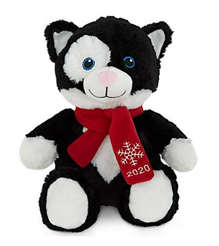 PetSmart 2020 Lucky The Cat Dog Squeaky Stuffed Plush Toy Large 14' Pet Smart Charities