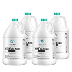 ✅【LIQUID FORMULA 80% ALCOHOL】: Newer Alcohol based formulas are recommended for use by the CDC to combat against the spread of germs and bacteria. The 80% formula Guarantee makes this certified for 99.9% of germs. ✅【LIGHT CLEAN SMELL】: Contains a ver...