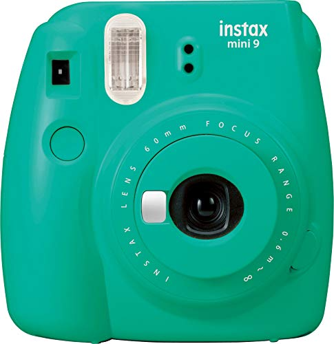 Buy Fujifilm Instax Mini 9 Instant Camera - Arcadia Green
