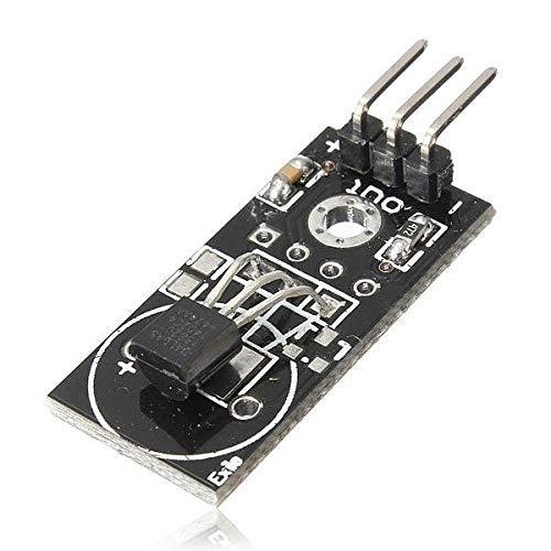 Elektronisches Modul DS18B20 DC 5V Digital-Temperatur-Sensor-Modul Geekcreit for A-r-d-u-i-n-o - Produkte, dass die Arbeit mit dem offiziellen A-r-d-u-i-n-o-Boards 10Pcs