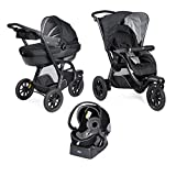 Trio Activ3 Top Dark Jet Black - Chicco