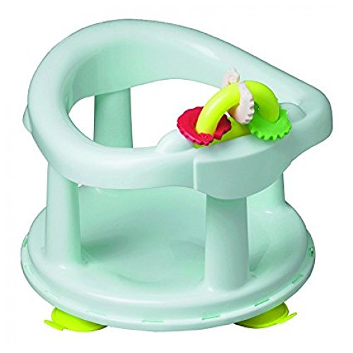 Bébé Confort Anneau de Bain Pivotant, Anneau de Bain avec Siège Galbé, de 6 à 12 mois, 13 kg