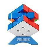 FAVNIC Cubo de Velocidad, Magnetic Cubo de Mágico 3X3 Rompecabezas...