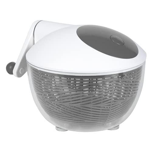 Centrifugadora de ensalada – D 26 cm – gris