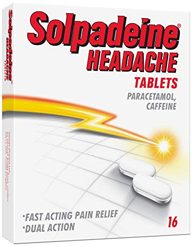 Solpadeine Headache Tablets