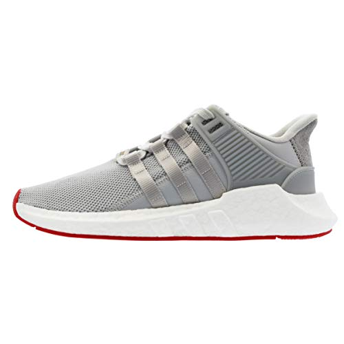 adidas Men's EQT Support 93/17 Originals Running Shoe (6.5, Matte Silver/Cloud White)