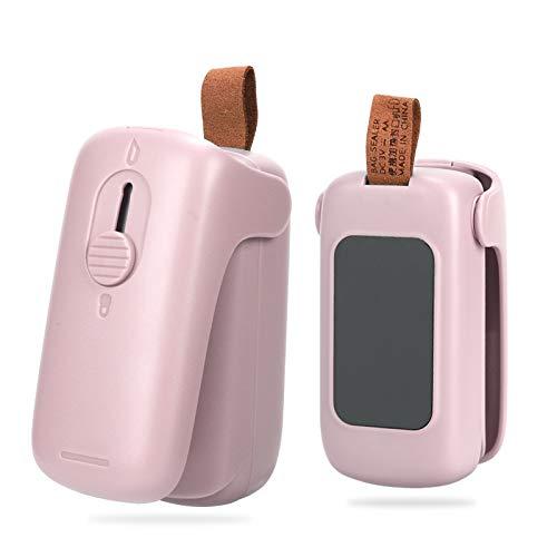 HALOVIE Folienschweißgerät, Mini Bag Sealer, Hand-Folienschweißgerät, Mini Folienschweißgerät Handlicher Tüten Verschweißer, für Lebensmittelverpackungen