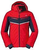Schöffel Ski Jacket Goldegg M Chaquetas, Hombre, Rojo, 54