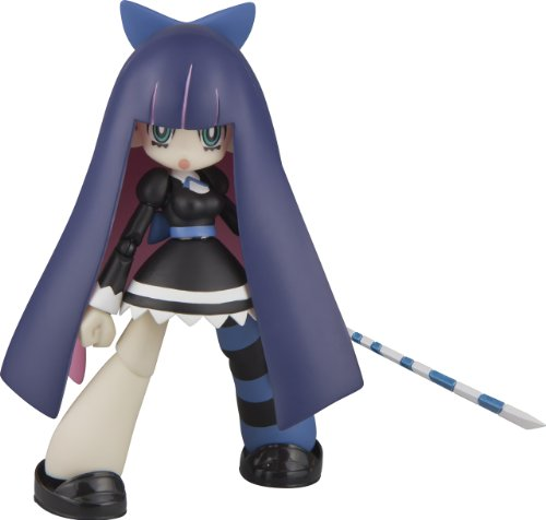Rio:Bone Panty & Stocking with Garterbelt - Stocking Complete Figure
