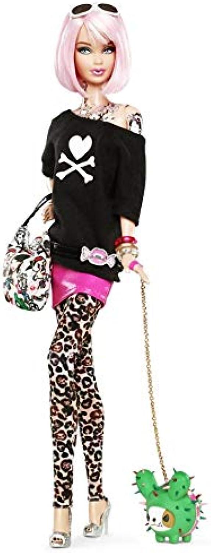 hasta un 65% de descuento Barbie Collector Collector Collector - Tokidoki Barbie Doll - oro Label (japan import)  sin mínimo