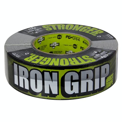IPG Iron Grip Heavy Duty Duct Tape, 1.88
