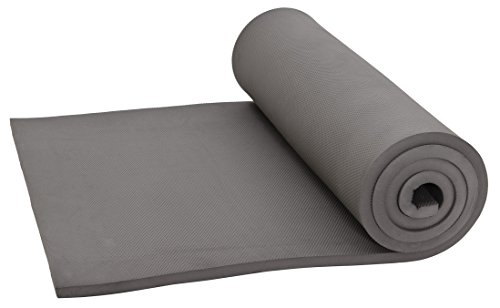 ALPS Mountaineering unisex-adult Foam Camping Mat (Large 625), Grey